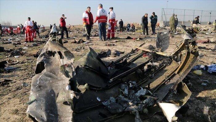 گزارش سانحه هواپیمای اوکراینی منتشر شد