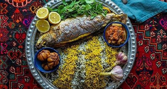 سبزی پلو با ماهی شب عید چقدر خرج دارد؟
