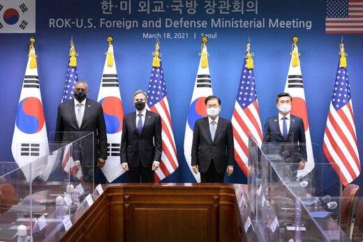 وزیر دفاع آمریکا:همین امشب آماده جنگ با کره شمالی هستیم
