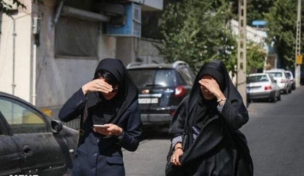منتظر گرمای تابستانی از روز چهارم نوروز در تهران باشید