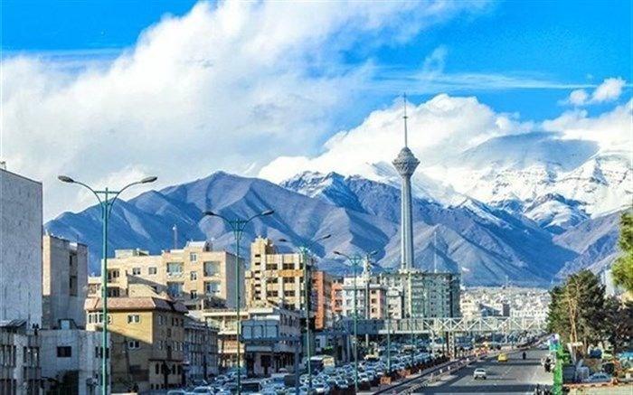 فردا در ارتفاعات تهران برف میبارد