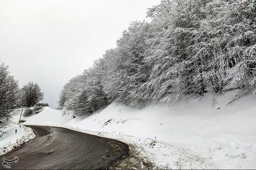 هشدار هواشناسی:سیلاب، کولاک و برف