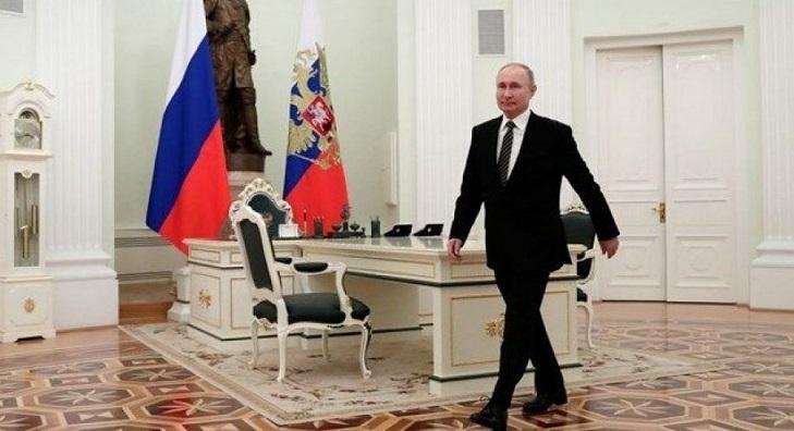 کرملین: حال پوتین پس از تزریق واکسن کرونا خوب است