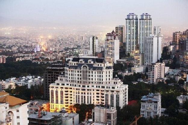 اعلام قیمت گرانترین آپارتمان معامله شده در تهران