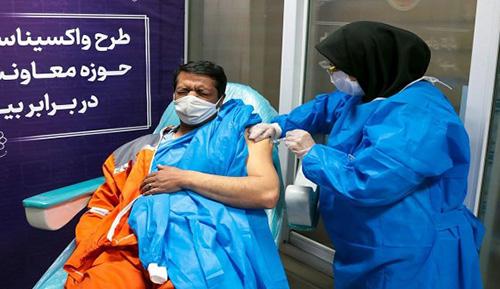 آزمایش واکسن ایرانی روی پاکبانها صحت ندارد