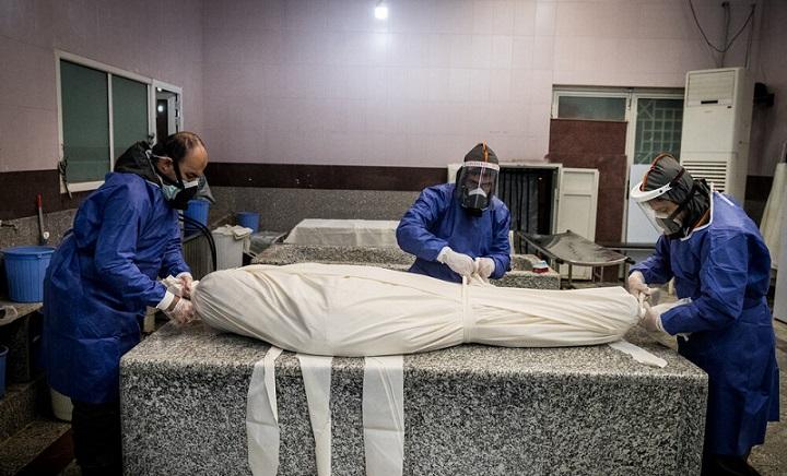 کاهش مرگومیر تهرانیها در هفته اول فروردین نسبت به ۹۹