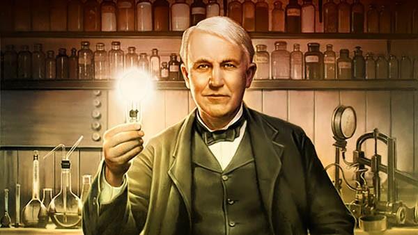 چهره واقعی توماس ادیسون؛ مخترع نابغه یا تاجر دزد؟