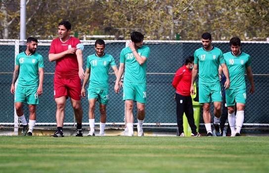 ترکیب تیمملی فوتبال ایران مقابل سوریه اعلام شد