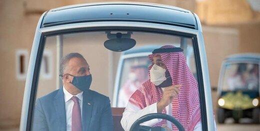 بن سلمان و الکاظمی توافق کردند