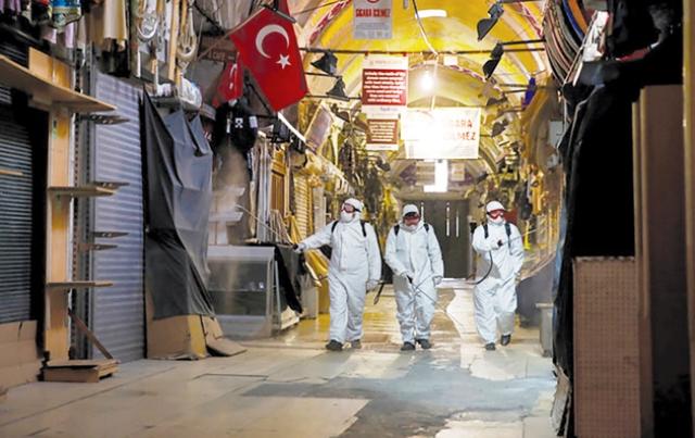 روزهای سخت ترکیه در موج سوم کرونا