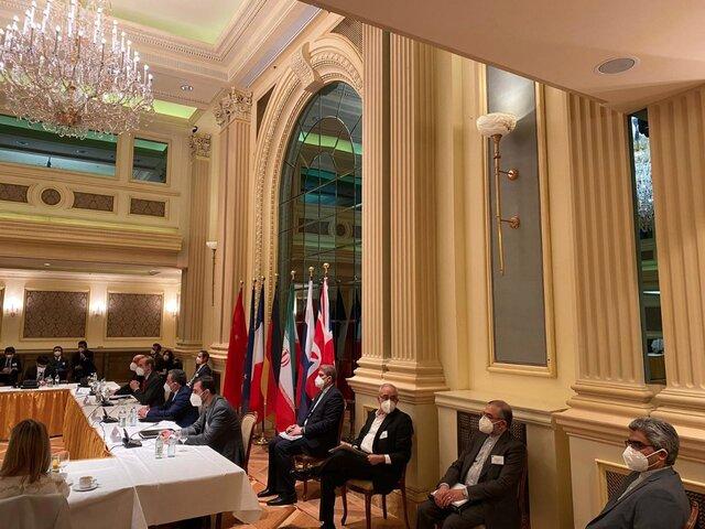 آغاز مذاکرات ایران و ۱+۴ در وین