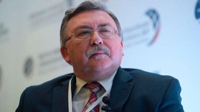 اولیانوف: نشست کمیسیون مشترک برجام موفقیتآمیز بود