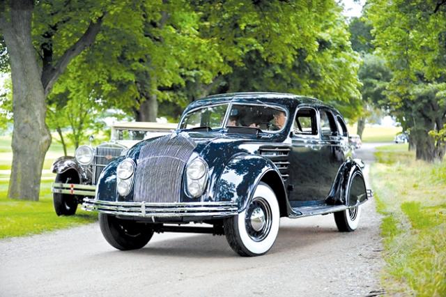 ۱۰۰اتومبیل برتر تاریخ | این داستان؛ کرایسلر ایرفلو