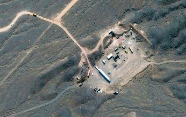 واکنش رسمی ایران به حادثه سایت هستهای نظنز