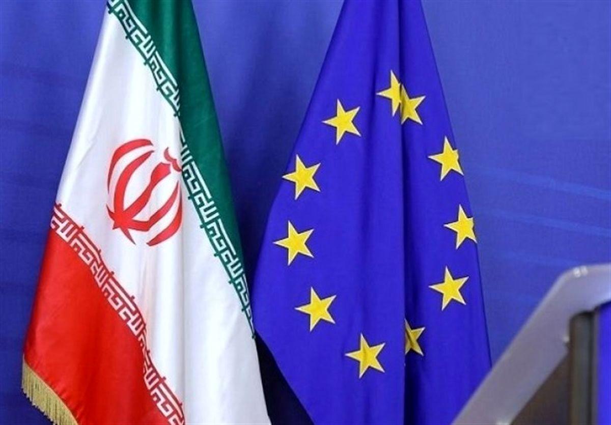 اتحادیه اروپا ۱۱فرد و نهاد ایرانی را تحریم کرد