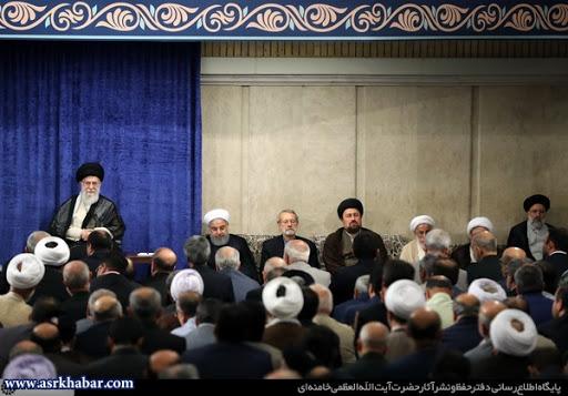جزییات جدید از دیدار نوه امام خمینی با رهبری