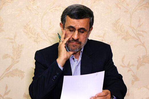 اطلاعیه احمدی نژاد در واکنش به ادعای فائزه هاشمی