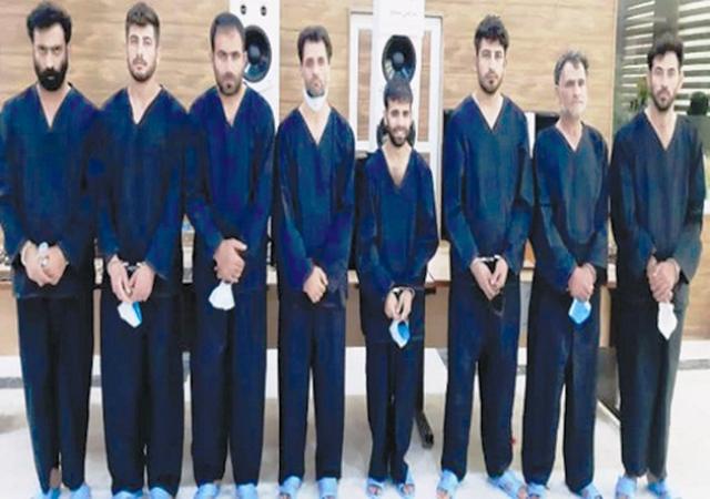 دستگیری سارقان خشن خانههای ویلایی + ویدئو