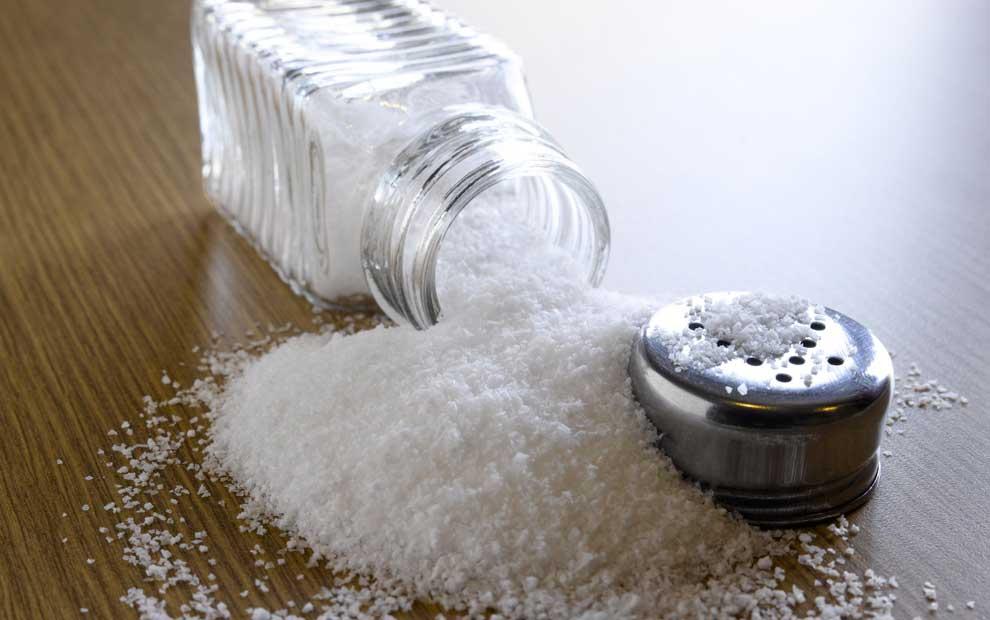 باورنکردنی! نمک اتفاقا برای طول عمر مفید است