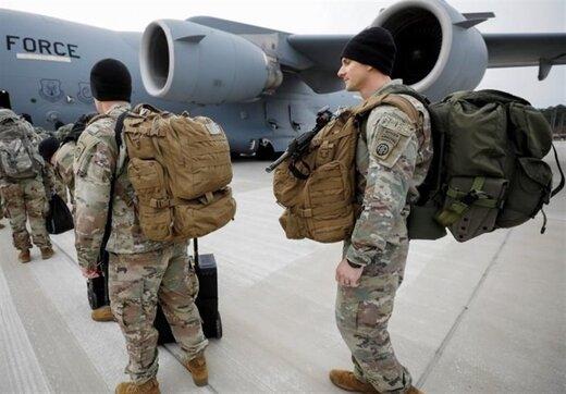 یگانهای جنگی آمریکا از عراق خارج شدند