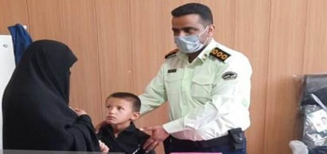 رهایی گروگان ۷ساله بعد از پنج روز در پاسارگاد
