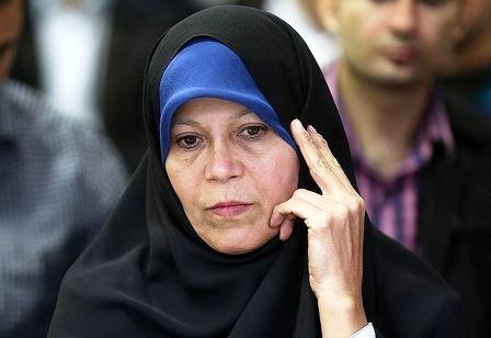 انتخابات ۱۴۰۰؛ حمایت فائزه از لاریجانی