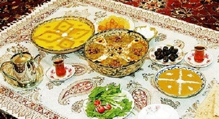 هفت نکته برای خوردن افطار مقوی و سالم