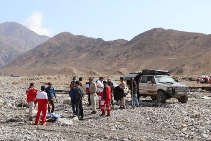مرگ ۹نفر در حوادث جوی شبانه روز گذشته