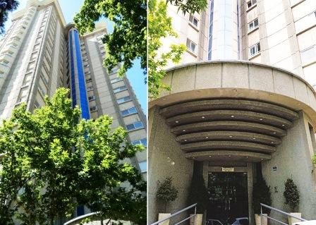 ماجرای سقوط مرموز خانم دیپلمات در برج کامرانیه