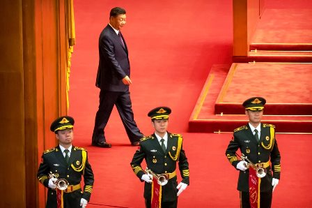 شی جینپینگ رهبر افسانهای چینیها میشود