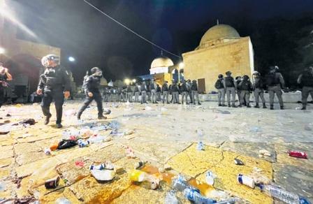 ماجرای محله شیخ جراح و دروازه بابالعامود