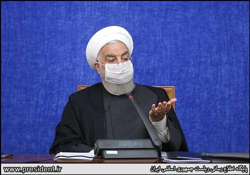 دستور مهم روحانی درباره مصوبه جنجالی شورای نگهبان