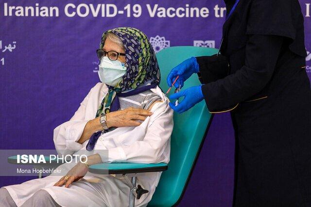 محرز:ایران دیگر نیازی به واردات واکسن کرونا ندارد