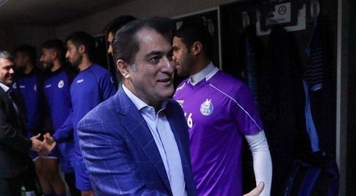 رئیس هیات مدیره باشگاه استقلال بازداشت شد؟