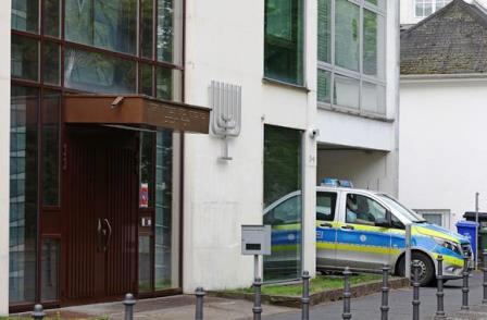 کنیسهسوزی؛ موج جدید یهودستیزی در آلمان