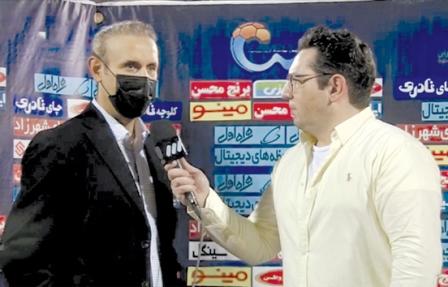 گزارش دربی محمدرضا احمدی؛ خوب، بد، زشت