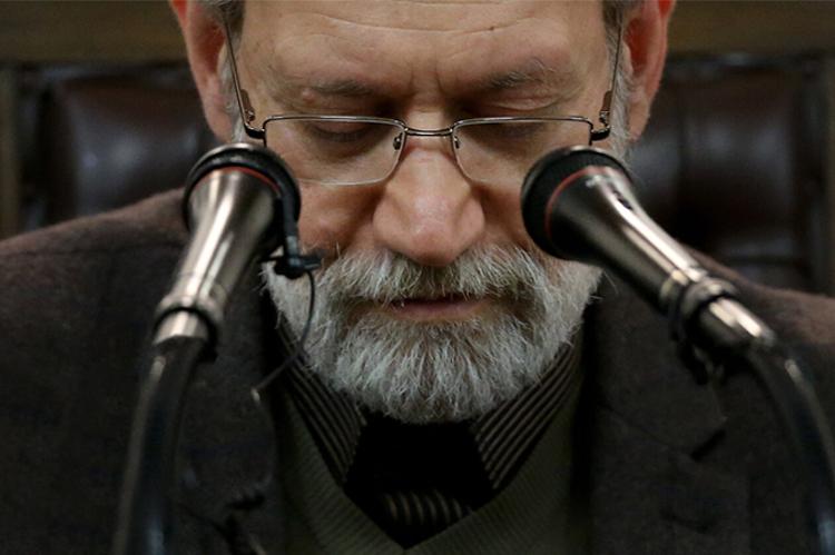 انتشار بیانیه مهم لاریجانی درباره ردصلاحیتش