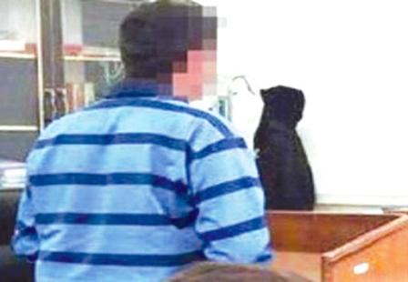 ماجرای قتل هولناک همسر به دلیل سوءظن