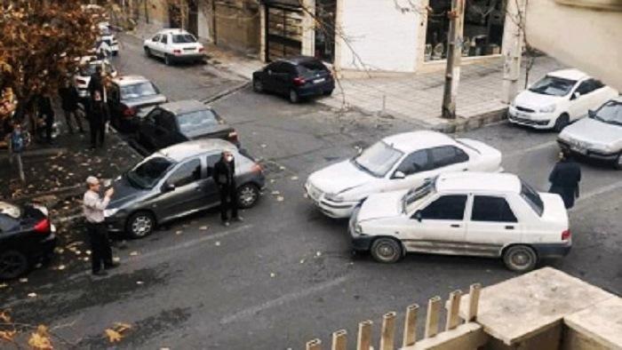آمار بالا و عجیب تصادفات در تهران