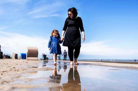 بازگشت زندگی به اروپا بعد از واکسیناسیون