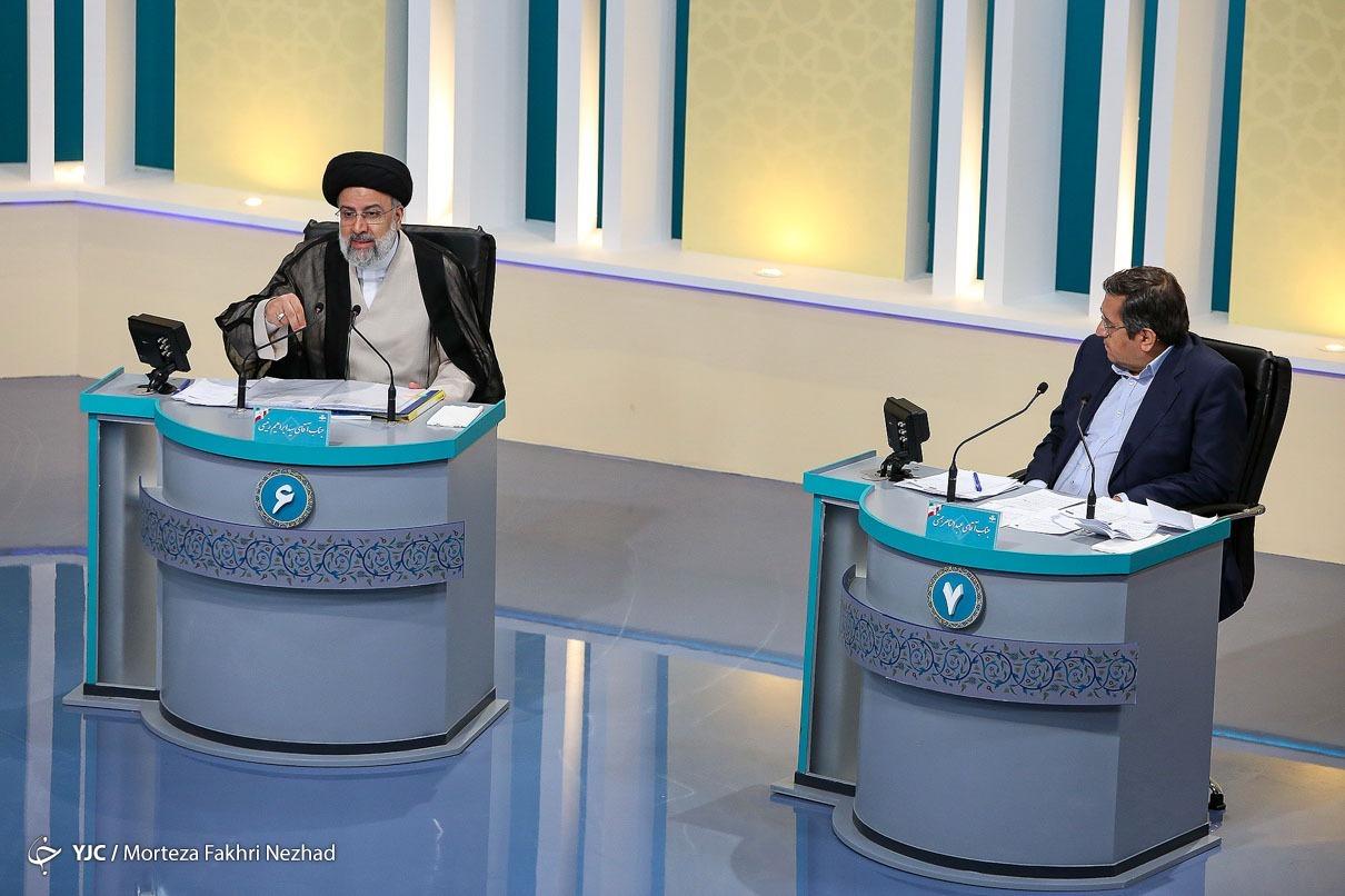 زمان برگزاری آخرین مناظره تلویزیونی انتخابات ۱۴۰۰