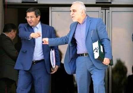 اوجگیری اختلاف دولت و عبدالناصر همتی