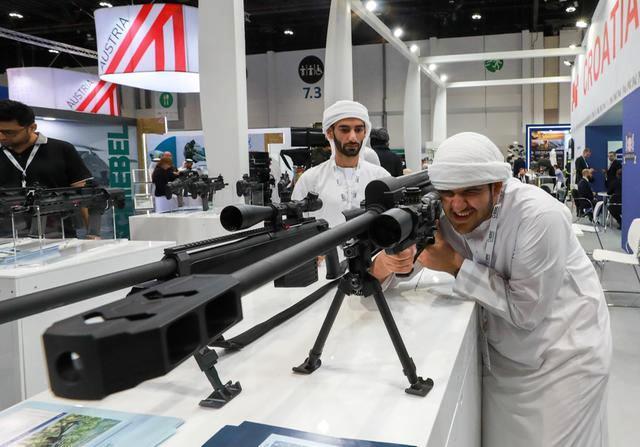 چرا کشورهای حاشیه خلیجفارس اینقدر رزمایش برگزار میکنند؟
