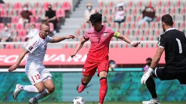 باخت لبنان مقابل کرهجنوبی به نفع فوتبال ایران