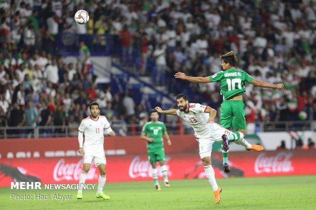 ترکیب تیمملی ایران و عراق اعلام شد
