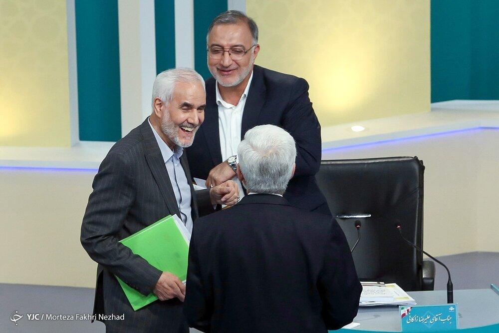 علیرضا زاکانی به نفع ابراهیم رئیسی انصراف داد