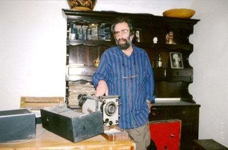 تکنگاری | مستندی مخفی از مسعود کیمیایی