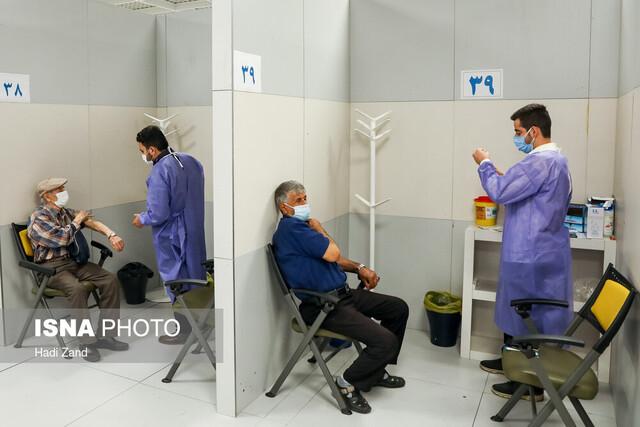چند نفر در ایران بهطور کامل واکسیناسیون شدهاند؟