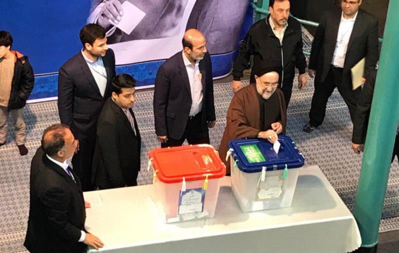 پیام محمد خاتمی بهمناسبت انتخابات ریاستجمهوری