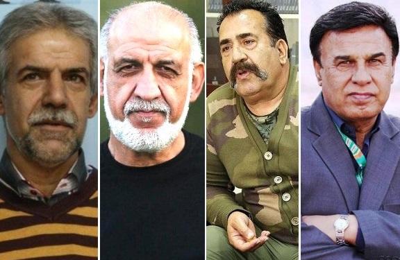 حاشیههای جنجالیترین پیشکسوتان فوتبال ایران